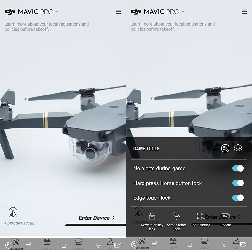 Android] Screen recording directly from S8 or S8+ | DJI FORUM