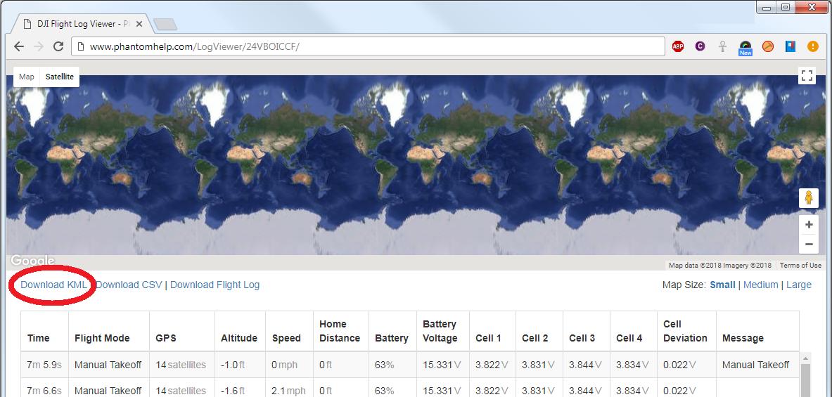 Export GPS track (GPX?) | DJI FORUM
