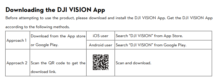 DJI PHANTOM 2 VISION + DJI APP | DJI FORUM