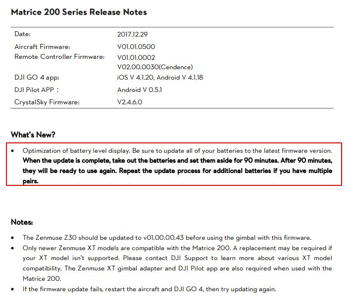 Announcement about TB50 intelligent battery cells error