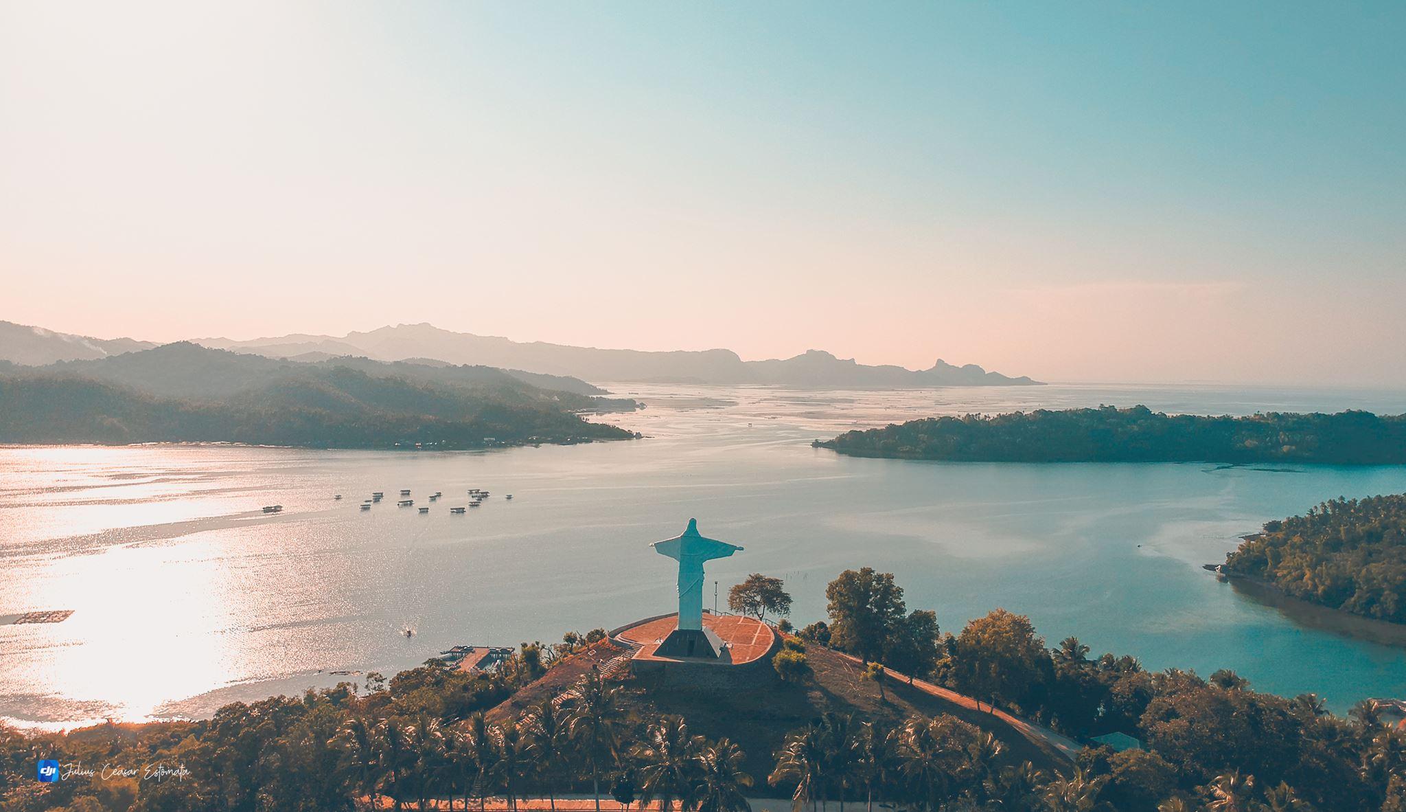 Caluya Shrine Pano