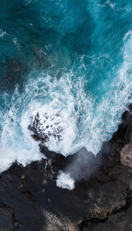 Blowhole, Oahu Hawaii