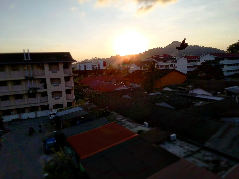 My home, Kuantan