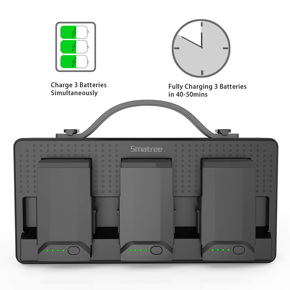 UPDATE: The Quest for Portable Charging continues | DJI FORUM