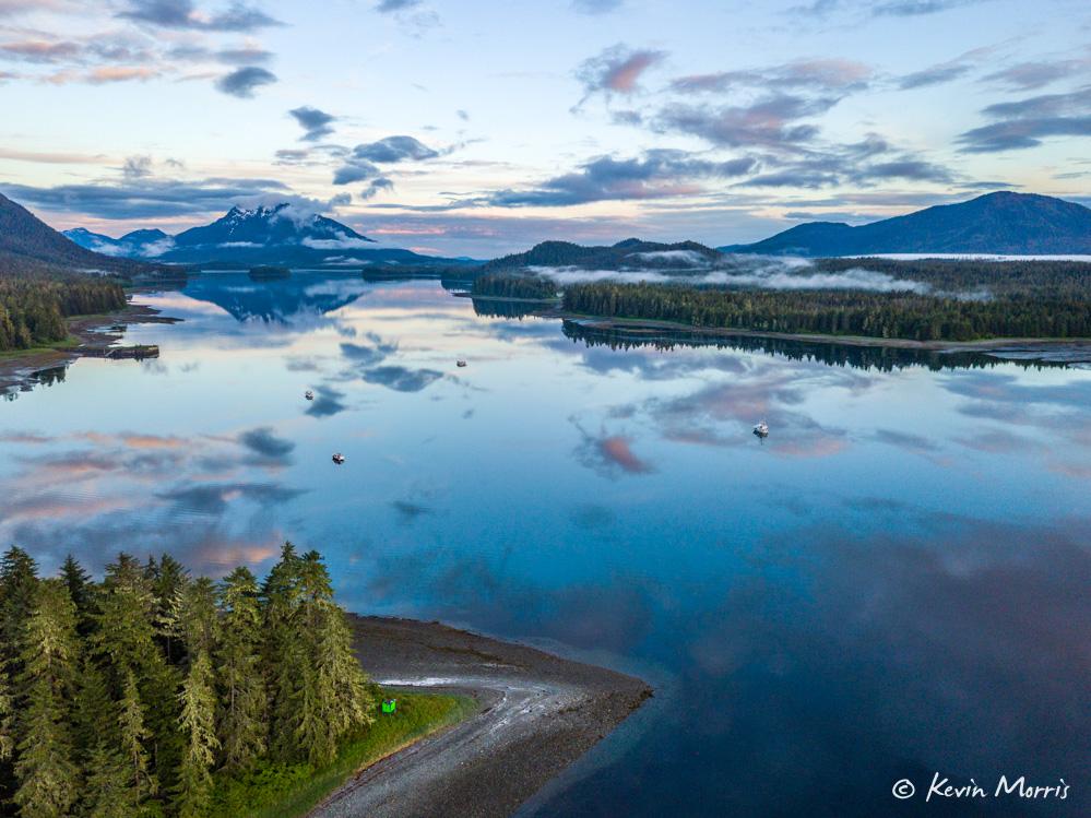 Portage Bay, Alaska