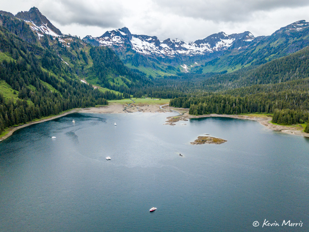 Pybus Bay, Alaska