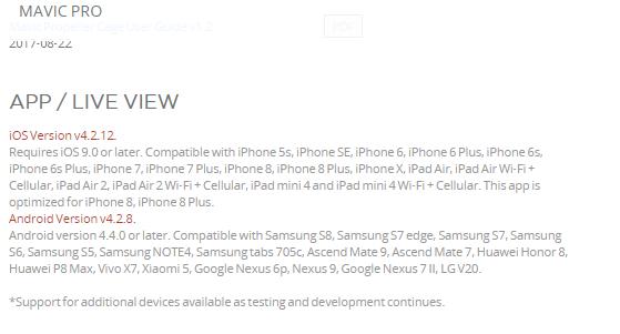 DJI GO Crashing immediately on Open (Android Essential Phone) | DJI
