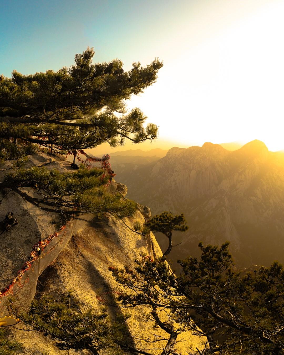 Hua Shan Mountain Mavic Air Pano