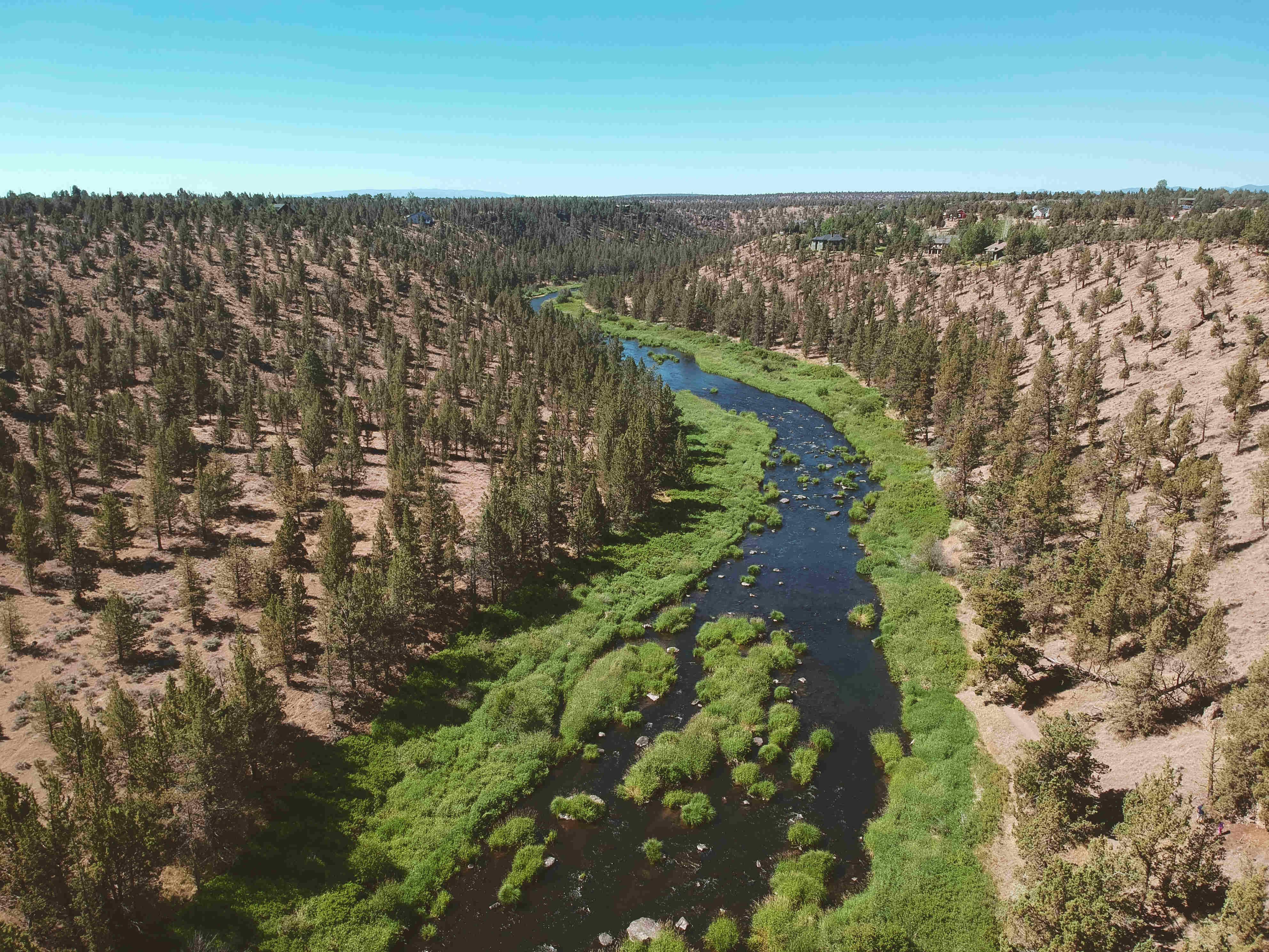 Deschuttes River