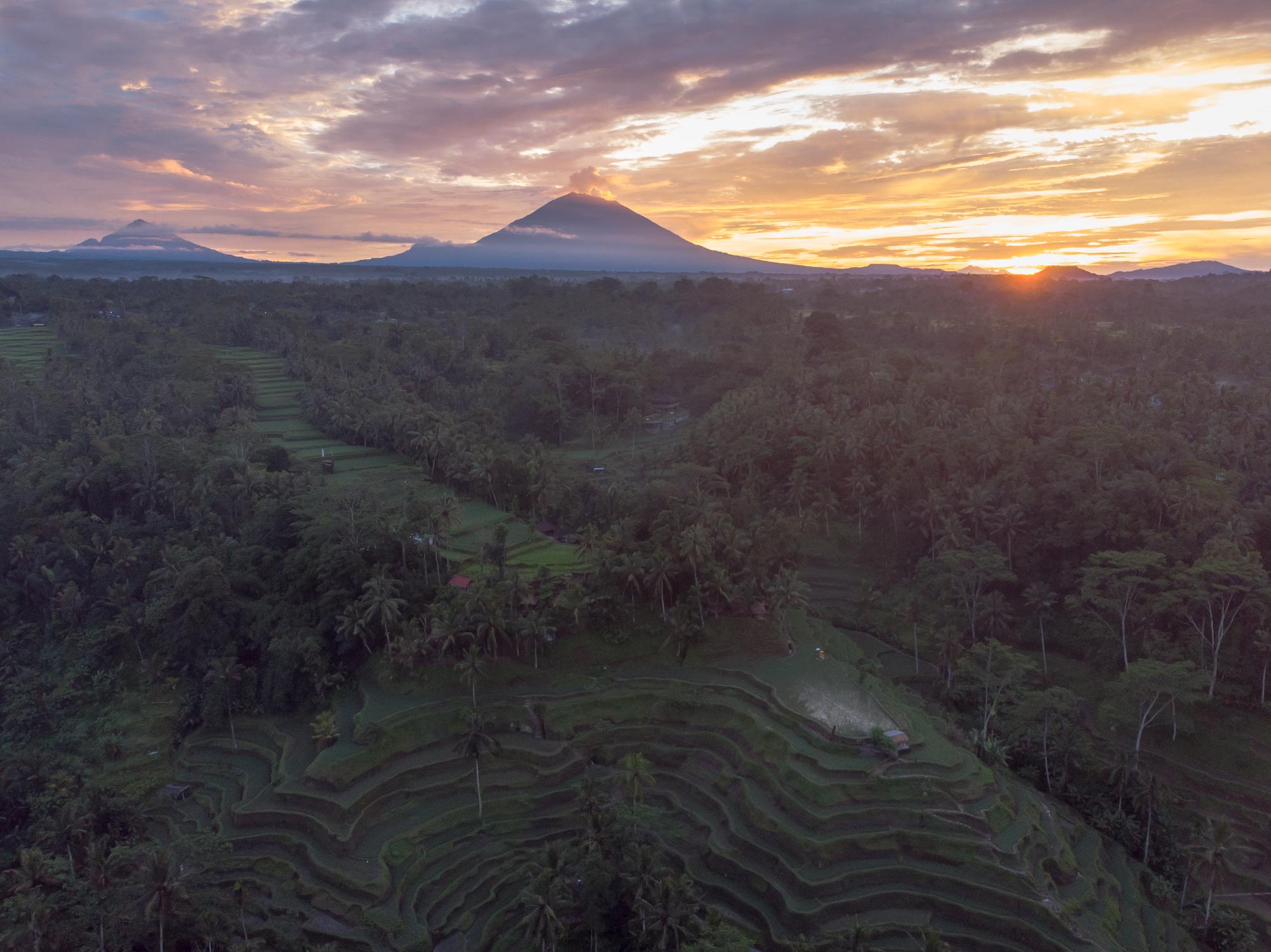 Bali Indonesia - Mavic Air