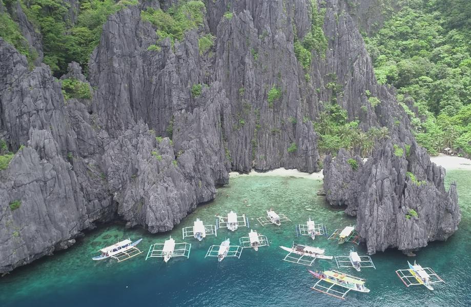 entrance of secret lagoon