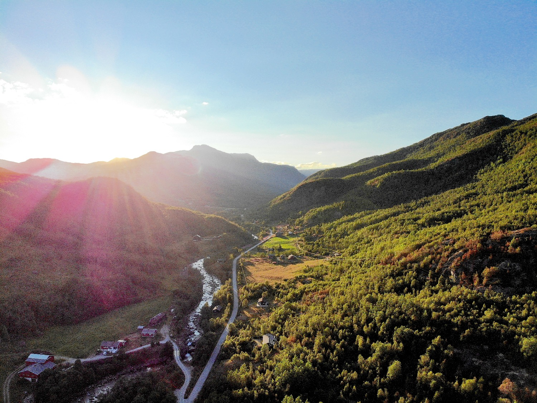 Mavic Air - Norwegian Summer in the Mountains