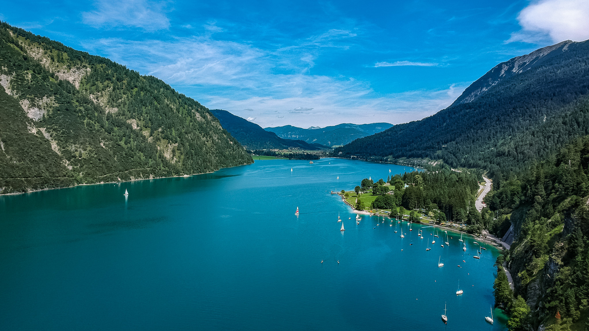 Achensee. Austria