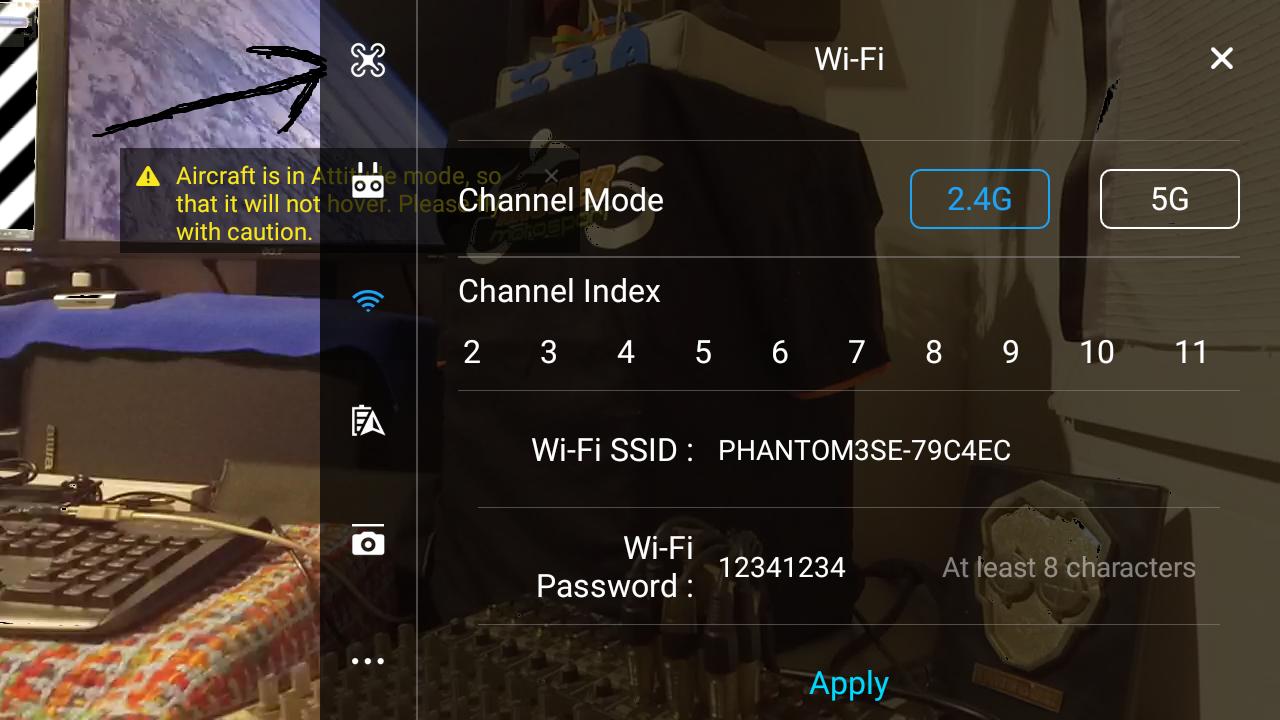 successful switch to FCC mode   DJI FORUM