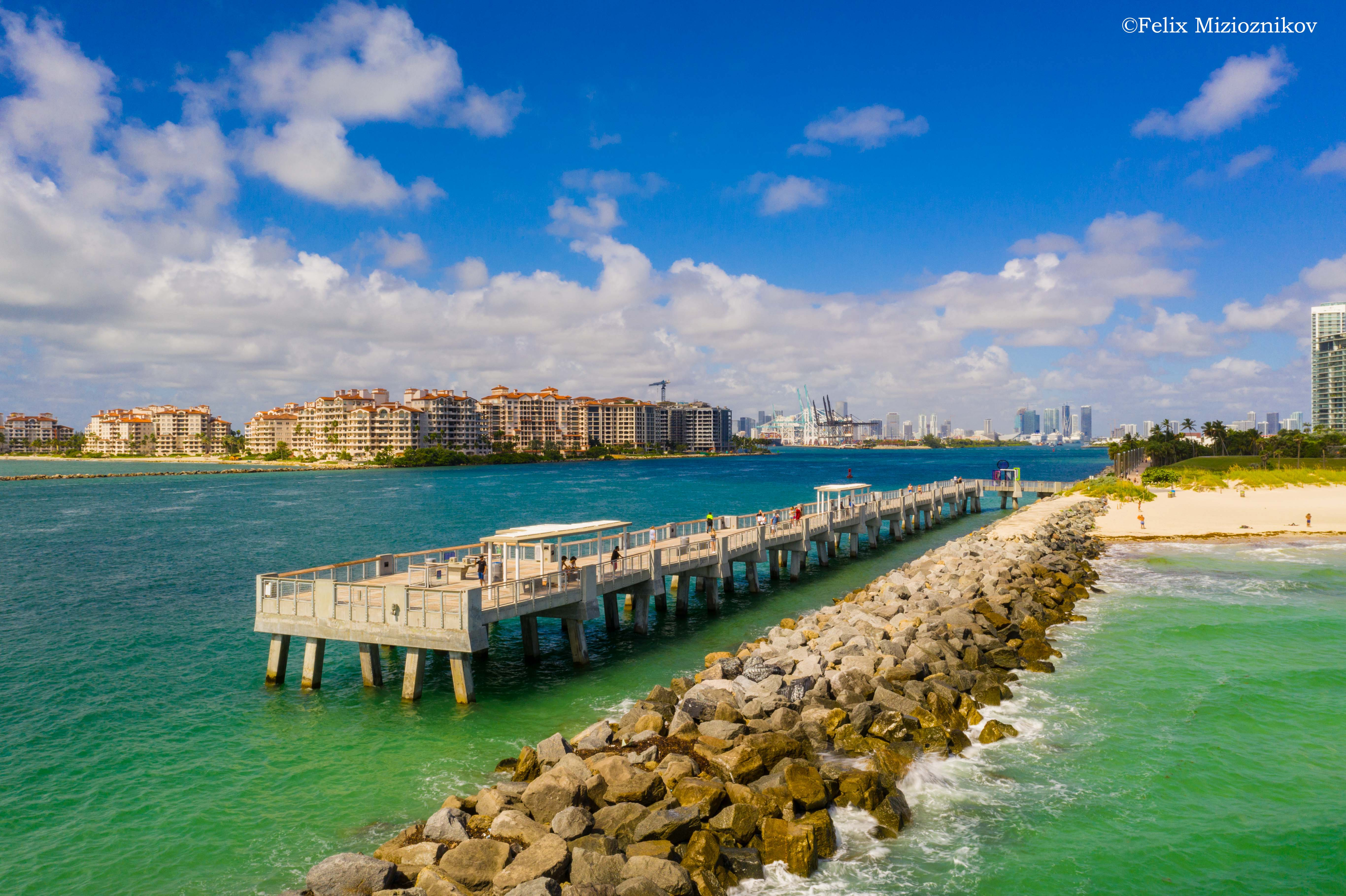 Miami Beach Pier