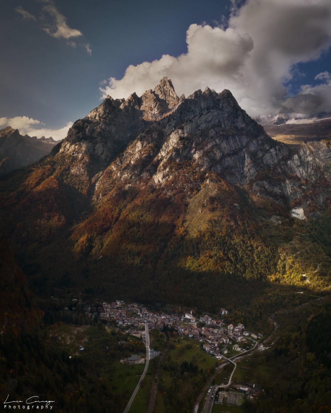Valmasino Mountain