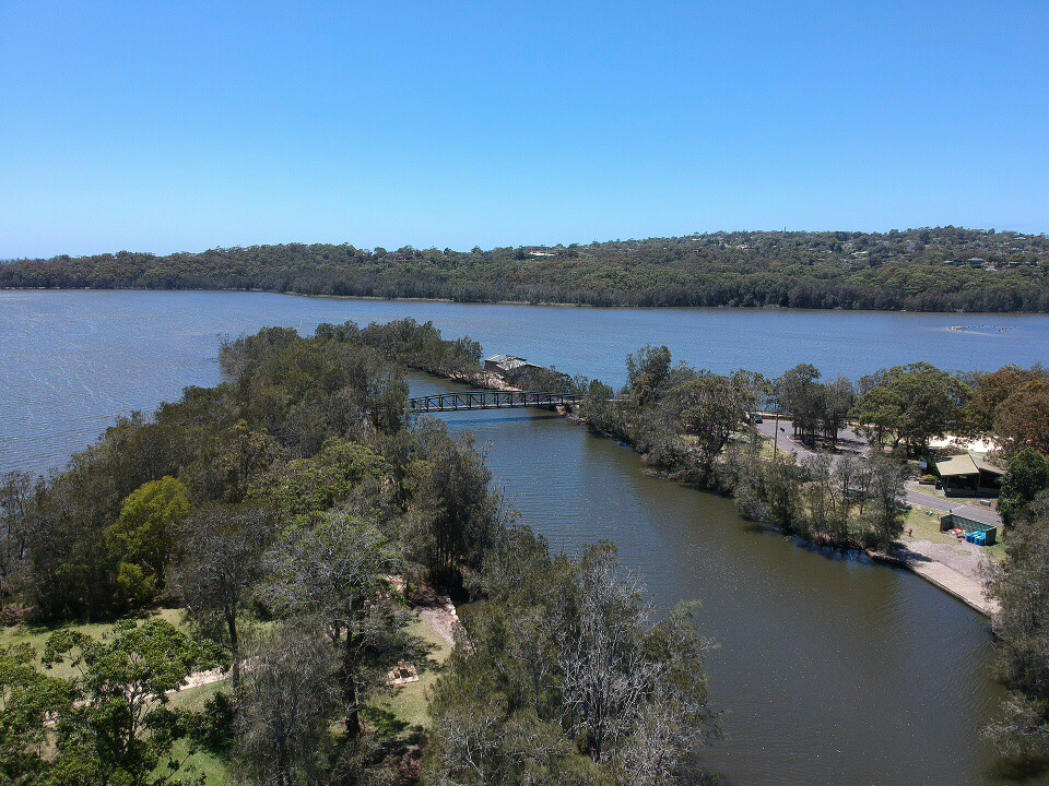 south end of narrabeen lake