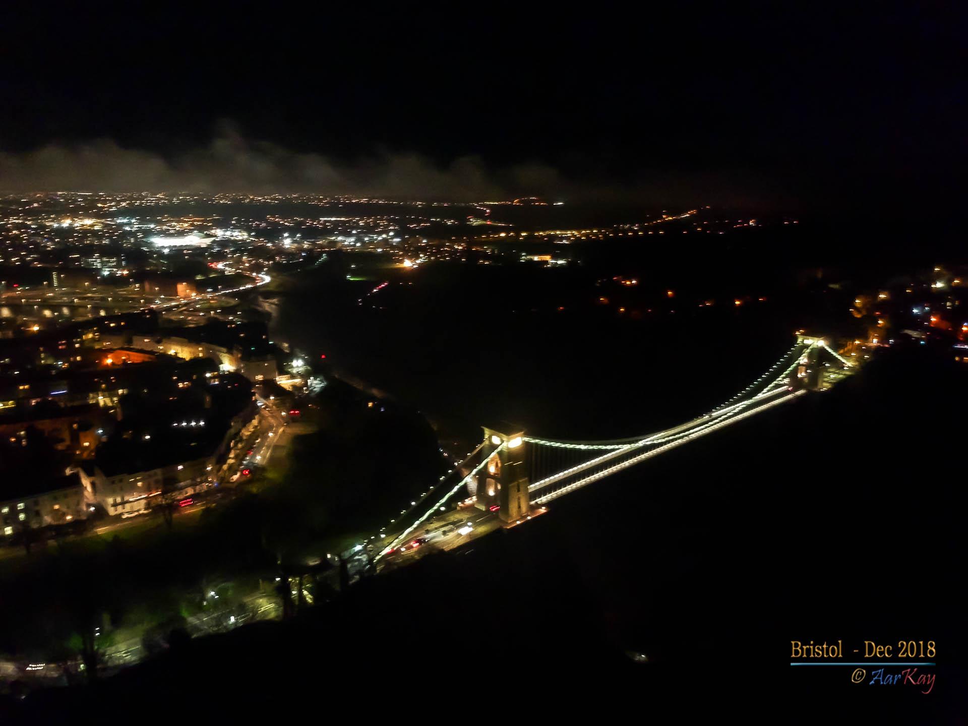 Clifton Bridge - Bristol
