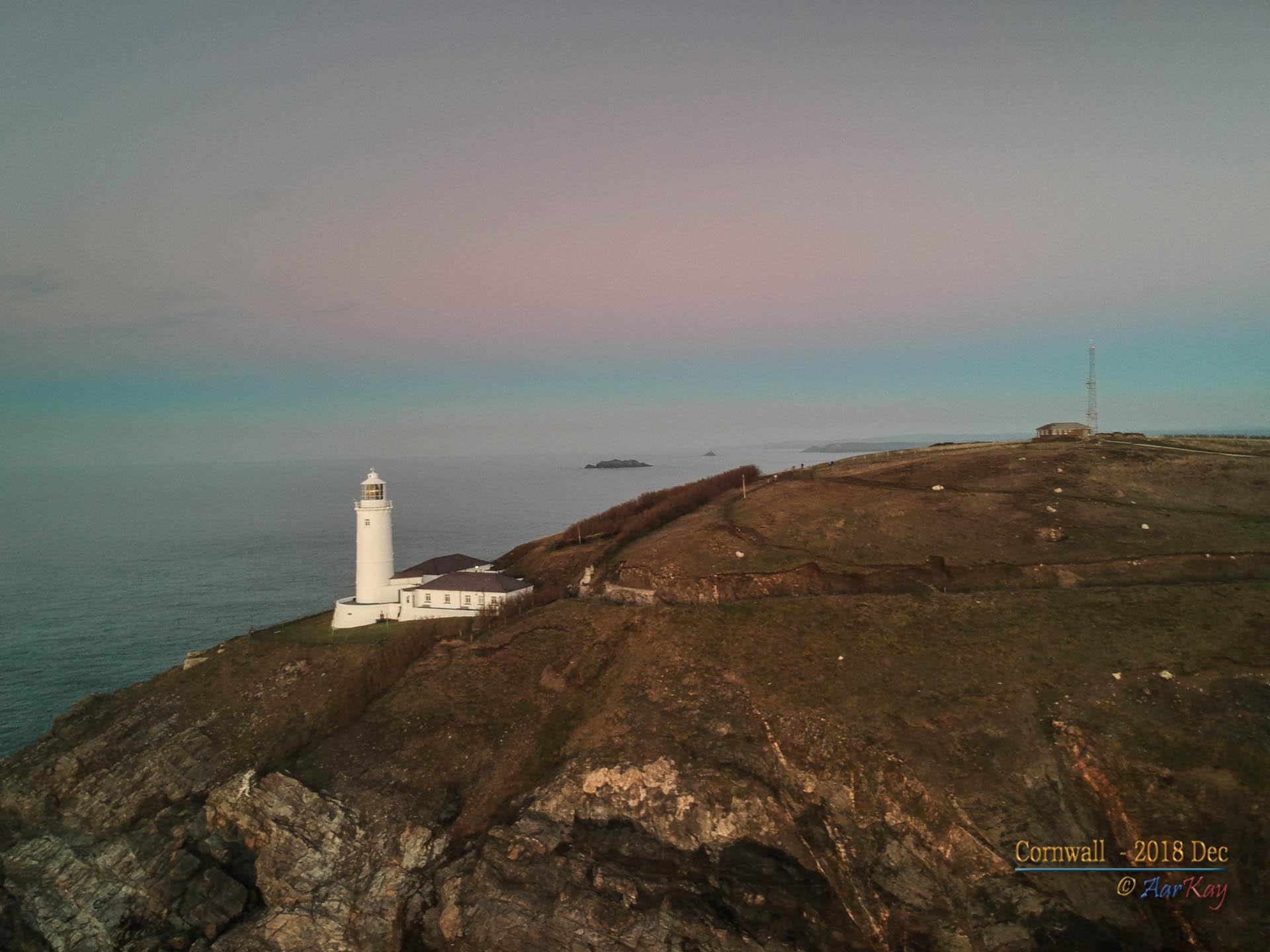 Light House - Cornwall