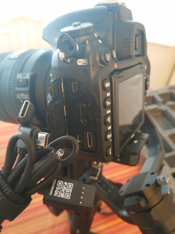 Ronin S and Nikon D750 | DJI FORUM