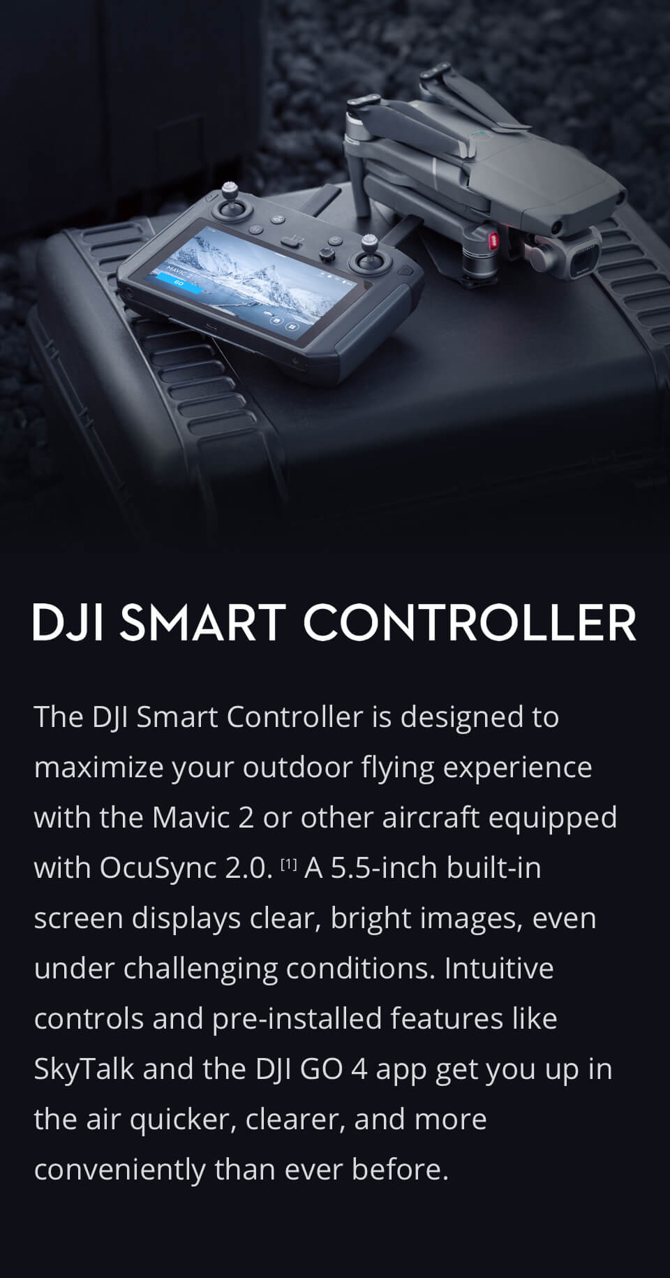 Mavic 2 Series with Smart Controller Released!! | DJI FORUM