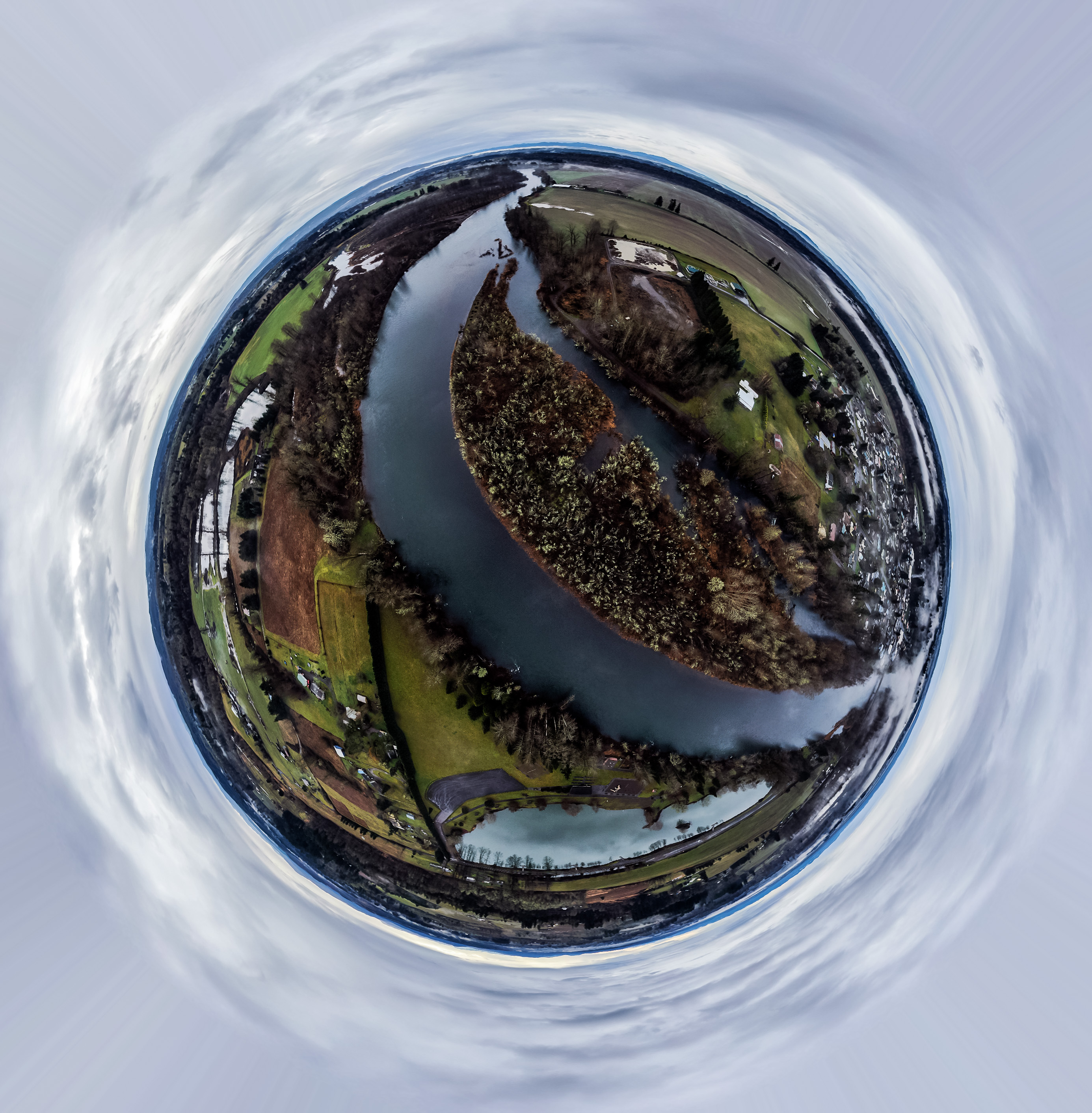 Cowlitz River Tiny Planet.jpg