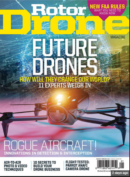 Rotor Drone Jan/Feb 2019