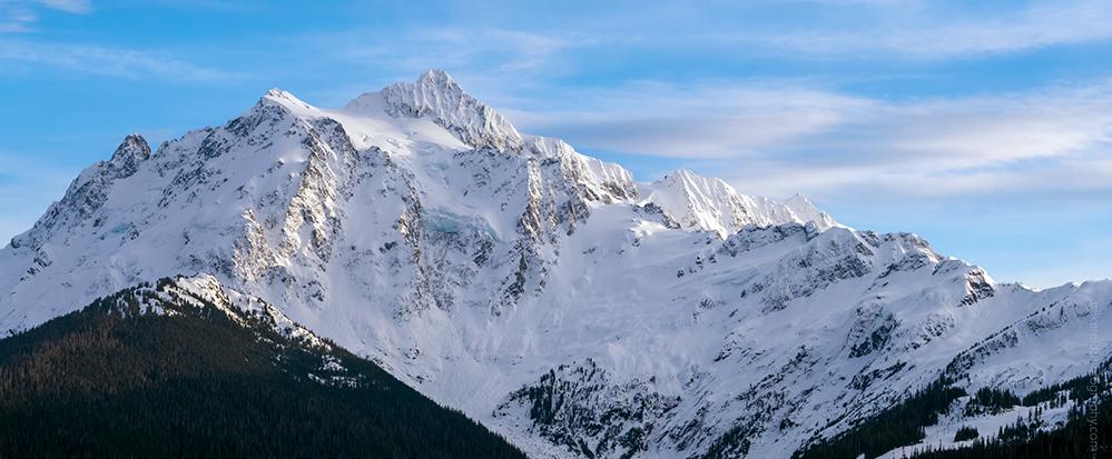 Mount Shuksan Pano