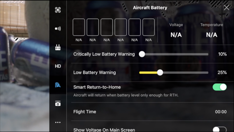 Battery in question shows nothing for info
