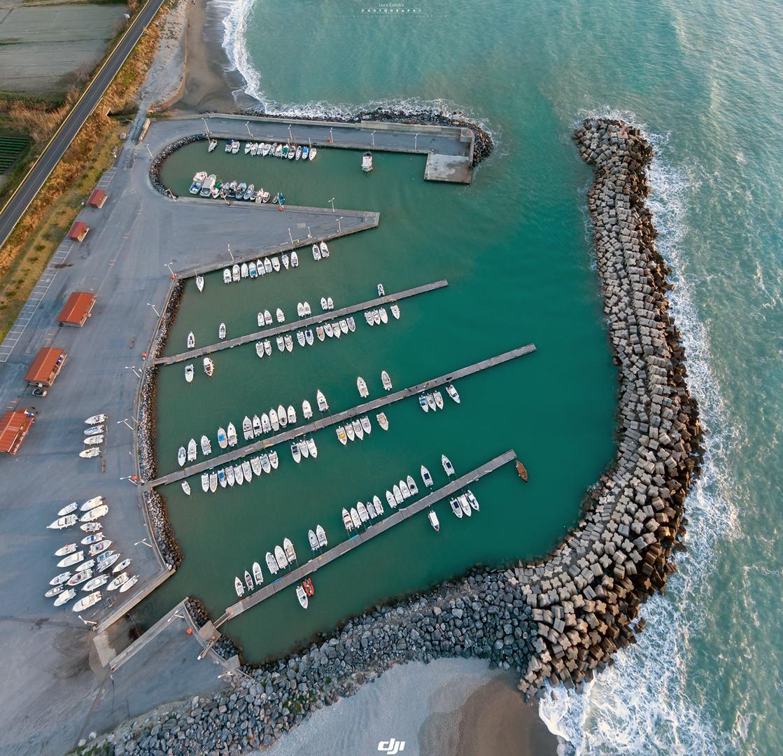 Tourist port