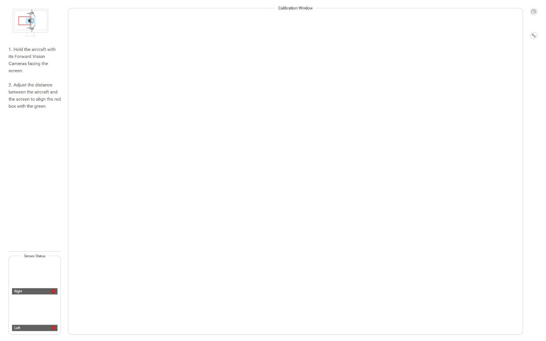 DJI Assistant 2 blank calibration screen   DJI FORUM