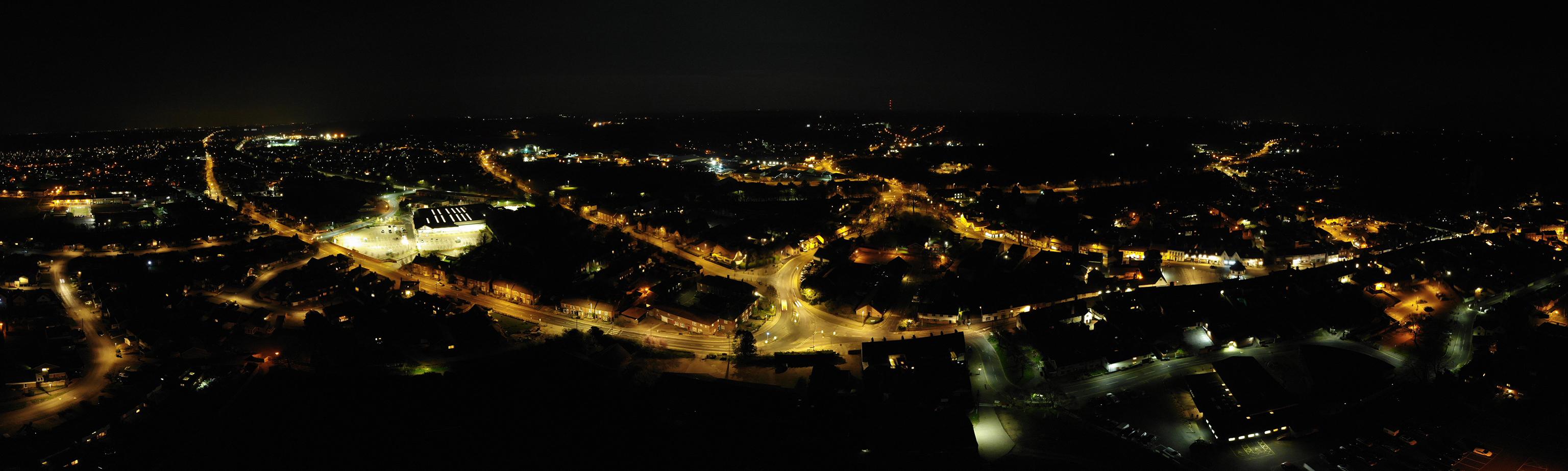 Wymondham at Night