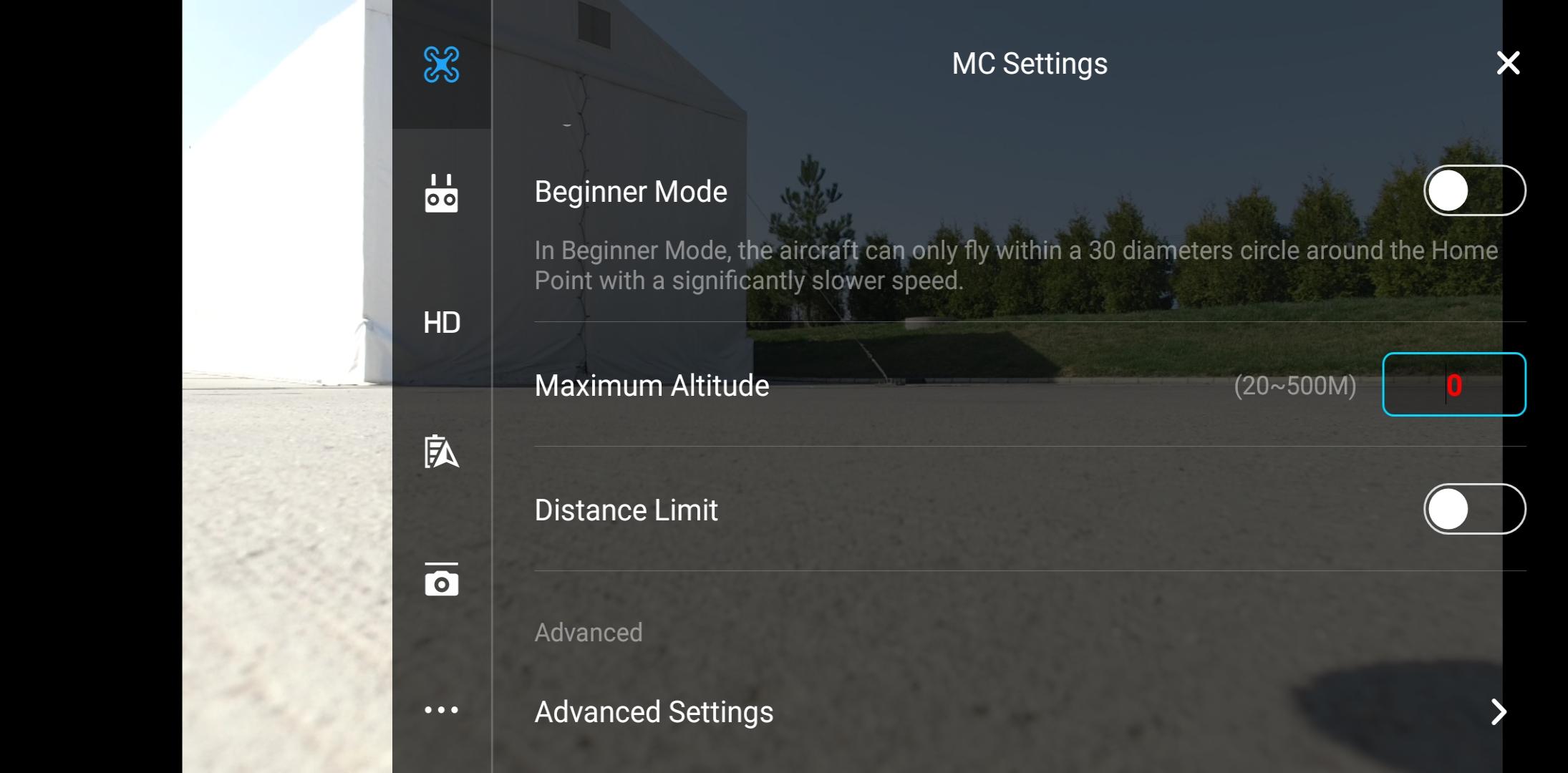 No IMU Sensor state/ Take-off Failed/ Firmware update