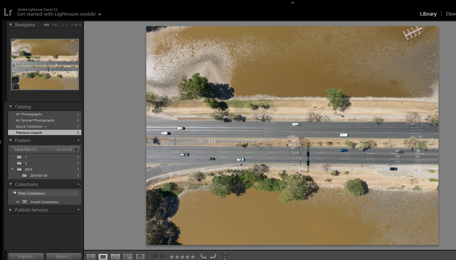 Lightroom is cropping my images when importing (RAW) | DJI FORUM