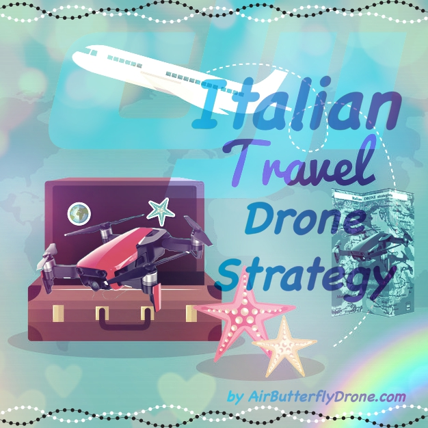 Dronestrategy ITALIAN Travel Drone Strategy | DJI FORUM
