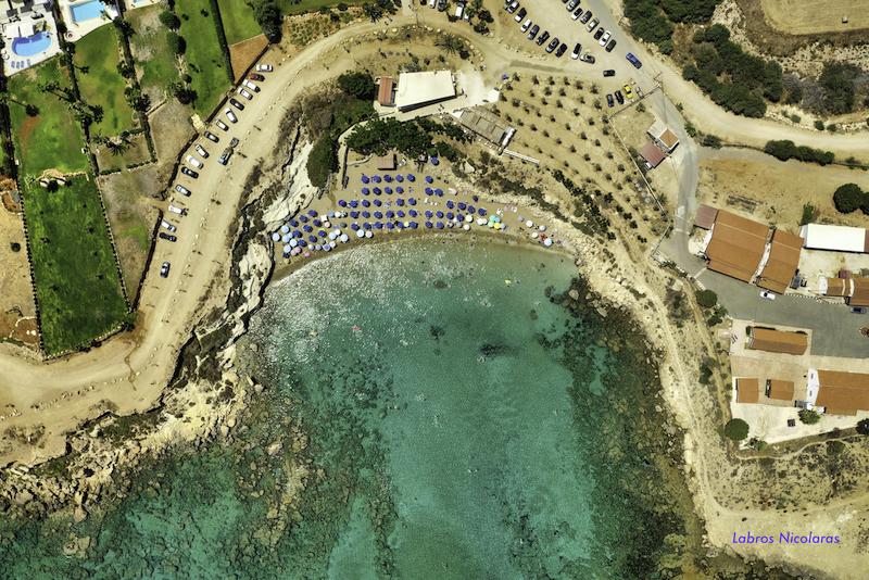 Kapparis Beach, Paralimni, Cyprus