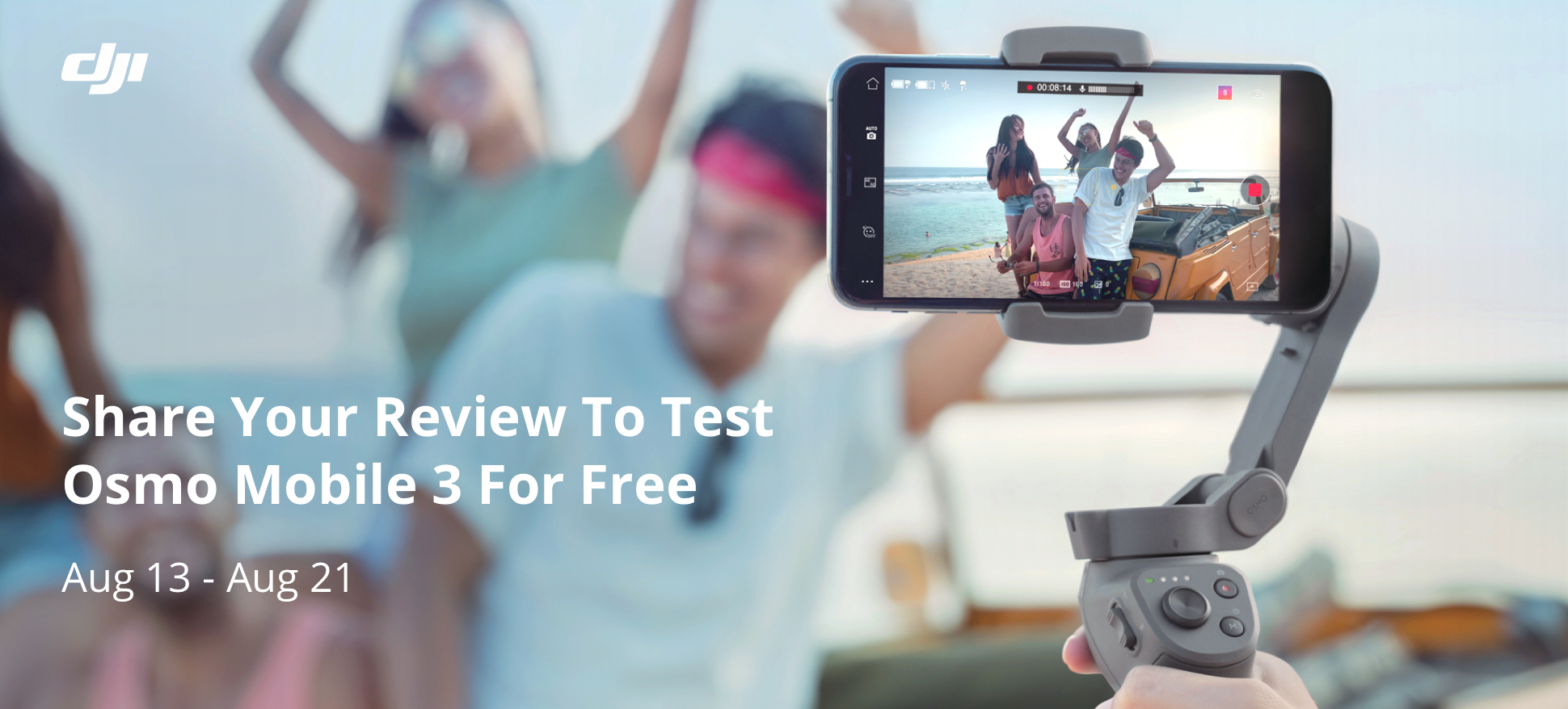 DJI Osmo Mobile 3 Released-Capture Life's Memorable Moments | DJI FORUM