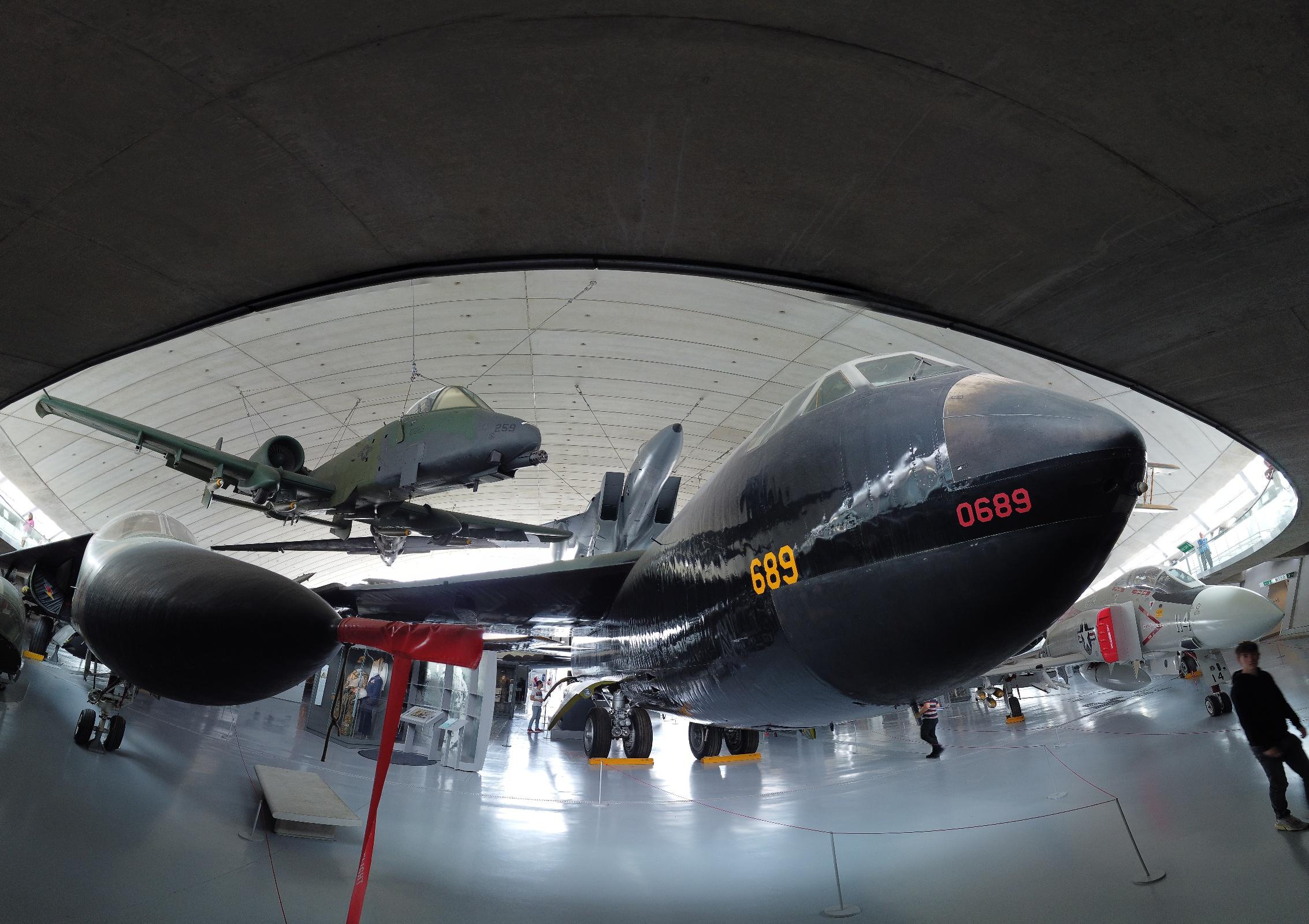 Duxford American Air Museum
