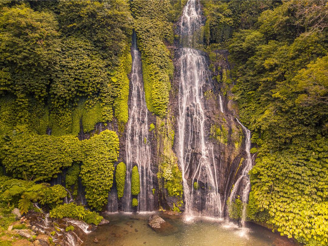 Banyunala waterfalls