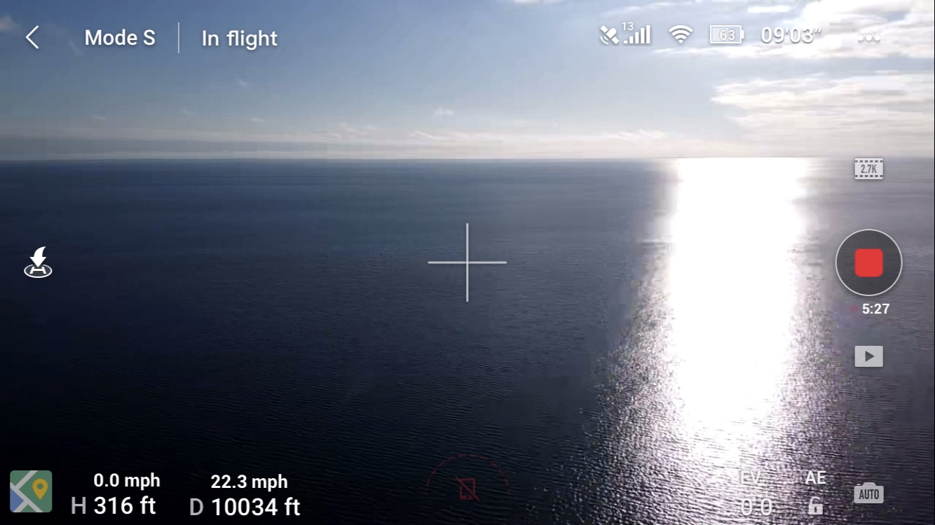 Range screenshot
