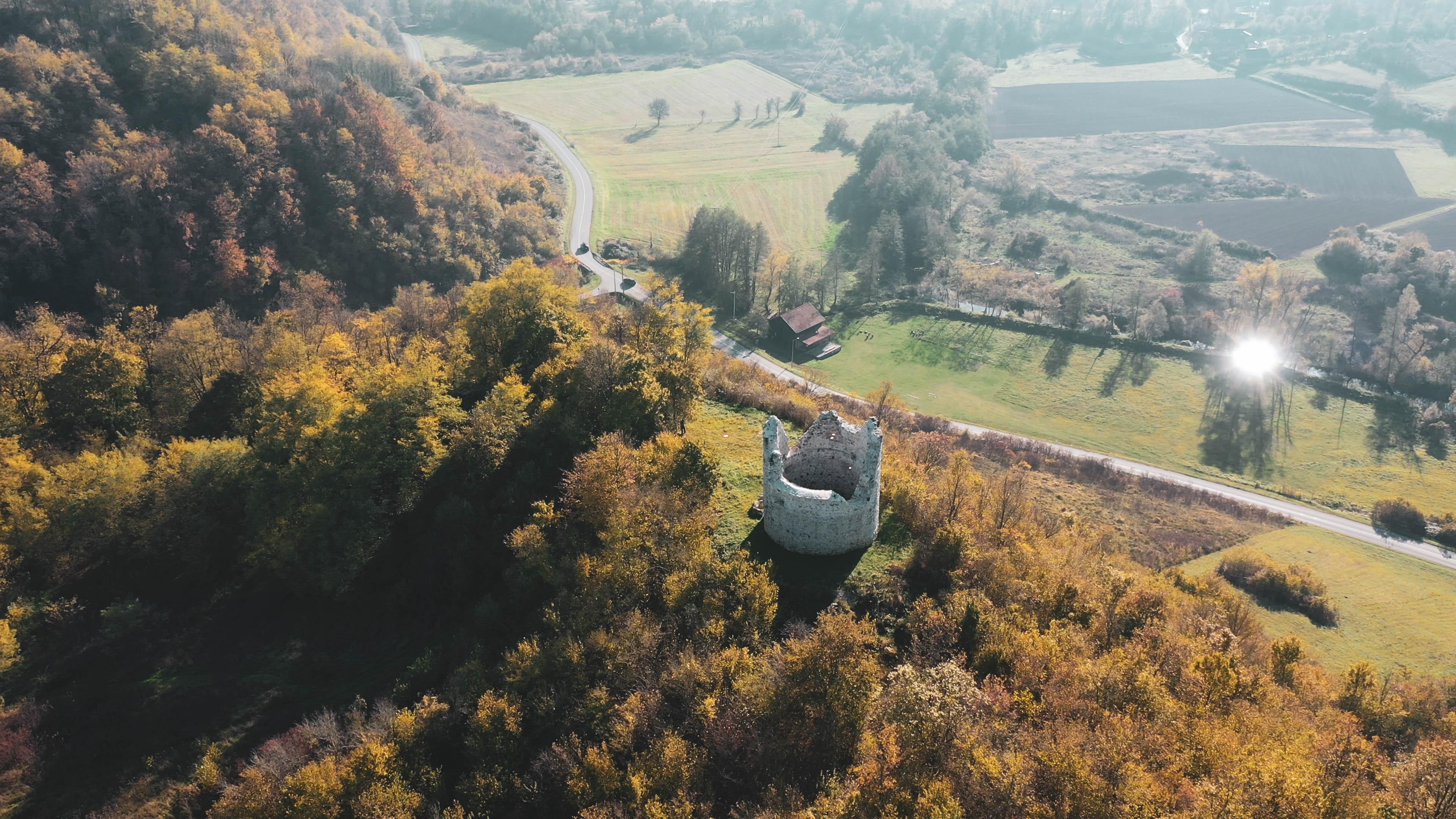 Čuntić fortress