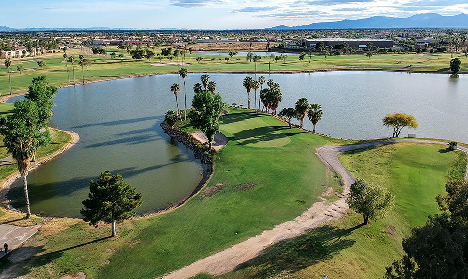 Hillcrest Golf Club - Sun City West, Arizona, USA