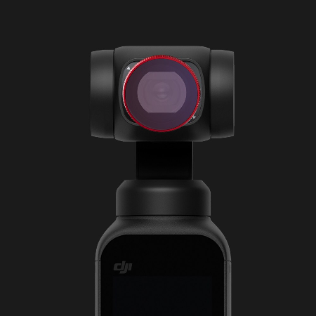 PGYTECH CPL Filter Compatible with OSMO Pocket//Pocket 2 Professional