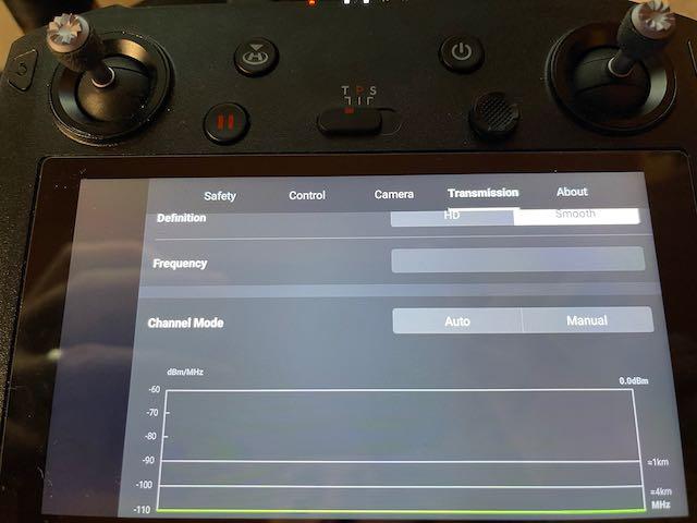 Transmission tab on SC