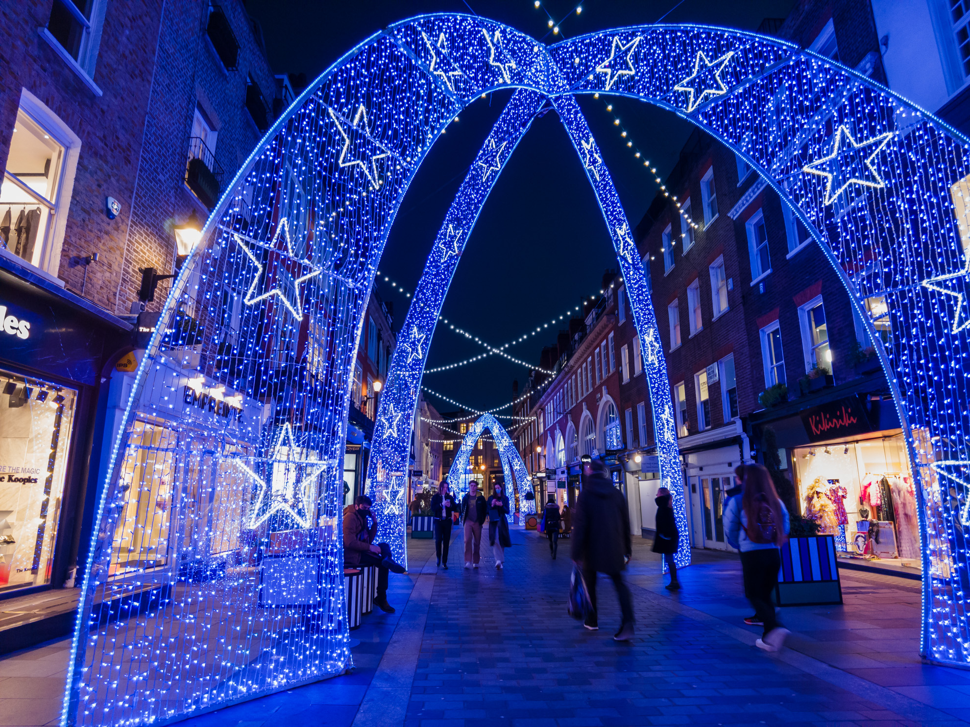 Molton Street, London