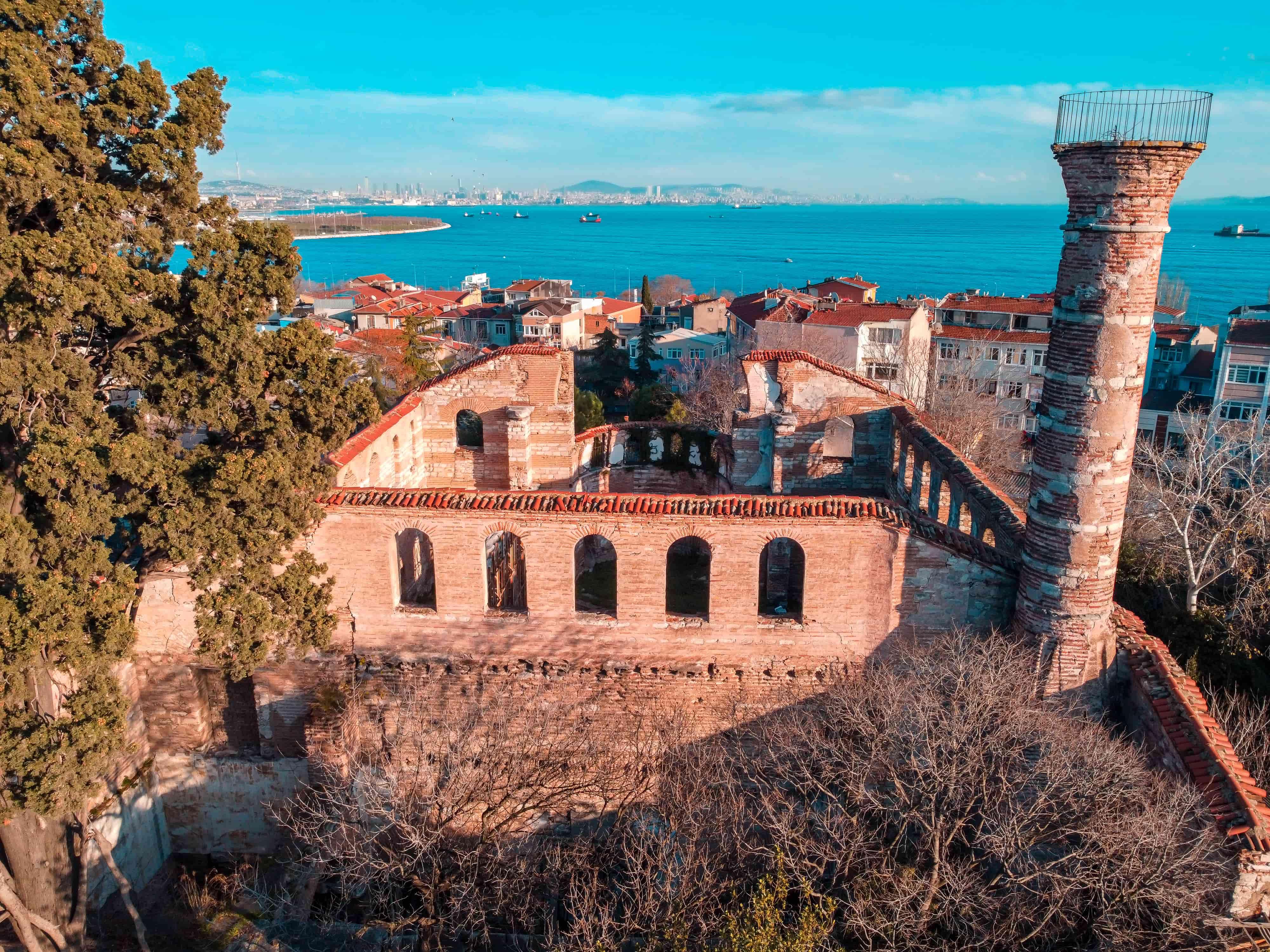 Stoudios Monastery Istanbul  (5th Century)