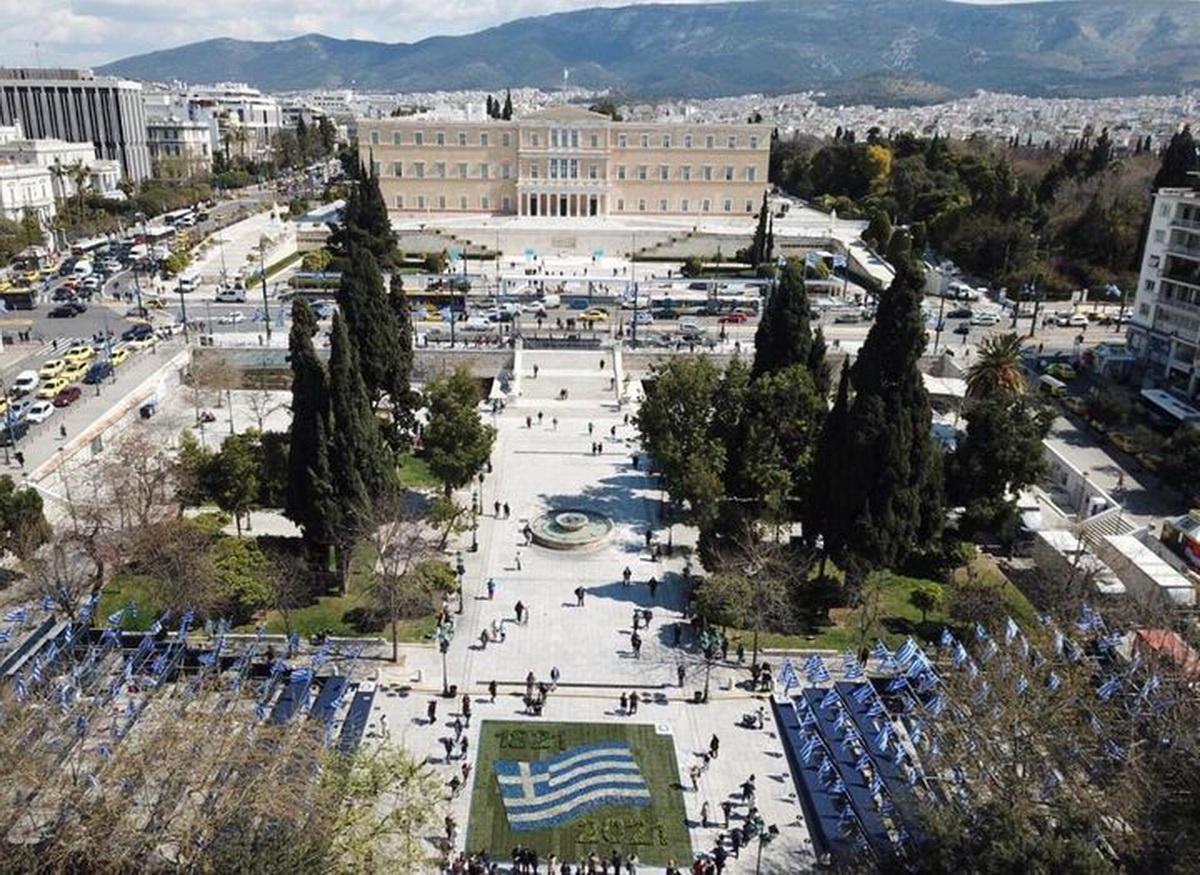 Syntagma day
