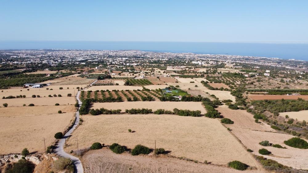 Cyprus coastline near Paphos